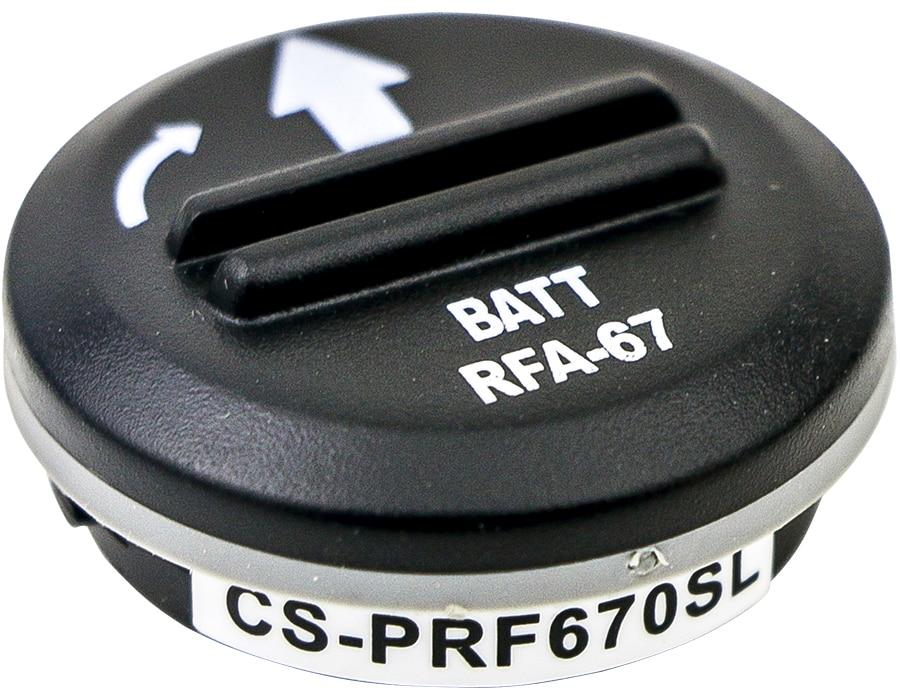 Cameron Sino 150mAh Battery RFA 67 for Petsafe PBC 102/103/302 PBC23 10685 DBC 300  PDT24 10792/10793 For SportDog SBC 18  SBC 6|Digital Batteries| |  - title=