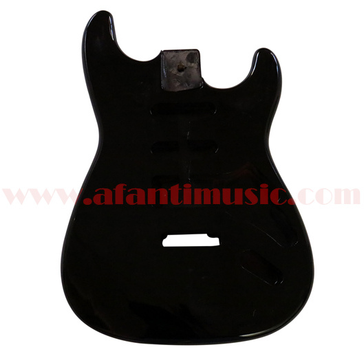 Afanti Music DIY guitar DIY Electric guitar body (ADK-030) afanti music diy guitar diy electric guitar body ajb 155