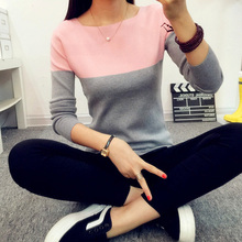 Sweater Knit High Elastic Sweaters And Pullovers