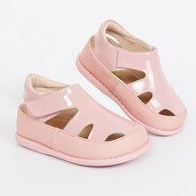 TipsieToes sandales en cuir souple pour filles, chaussures de plage, de Sport, 2020, livraison gratuite, 100%