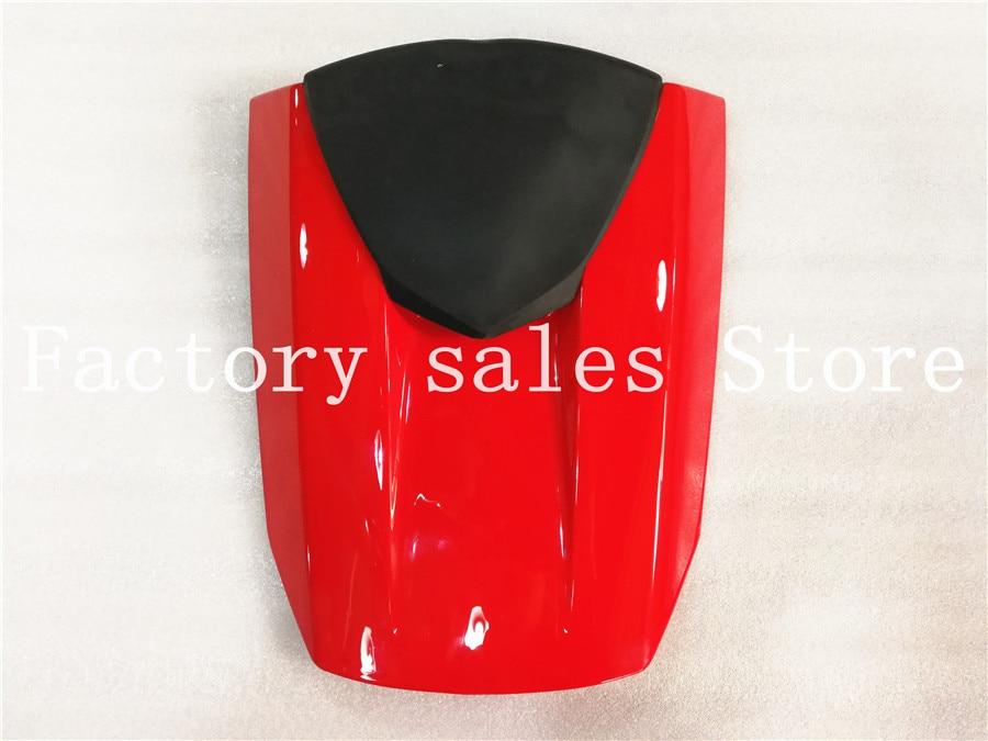 Pour Honda CBR600RR F5 2013 2014 2015 2016 2017 CBR 600RR CBR 600 RR 13 14 couvercle de siège arrière capot de siège moteur Solo carénage arrière