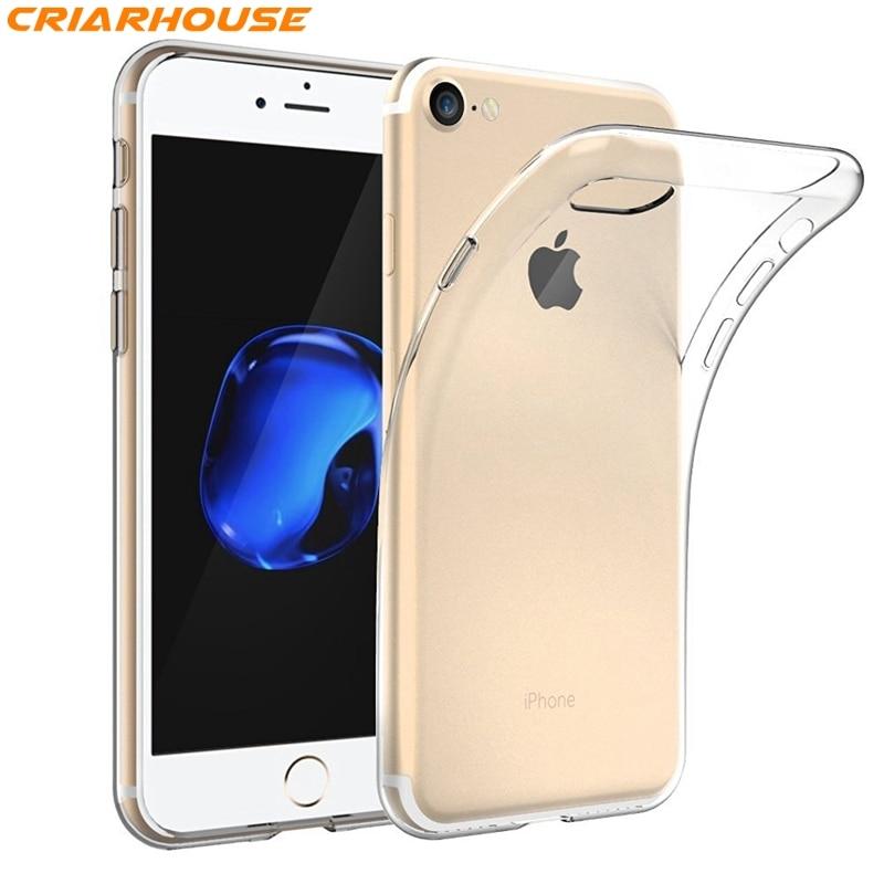 iphone 8 case clear gel