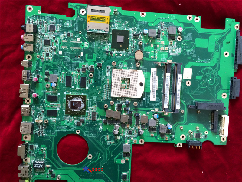 Original MBPNQ06001 For Acer aspire 8942 8942G Laptop Motherboard DAZY9BMB8E0 Fully tested image