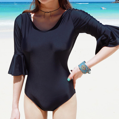 Sexy One Piece Swim Suits Cheap Bathing Swimwear Female May Beach Girls 2017 Pure Color Triangle Suit Plavky Damy Badpak Badmode cheap sexy bathing suits swimwear one piece female may beach girls one piece swimsuit 2017 korea black ladies classic high waist