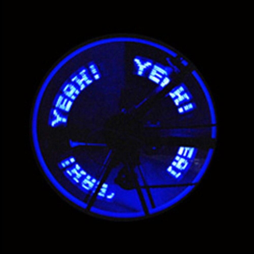 Hot Bike Bicycle Wheel Spokes LED Lights Lamps New ...