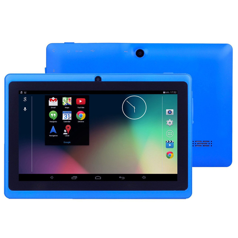7 POUCES Étudiant Intelligent Tablet PC D'apprentissage Machine Wifi HD 1024*600 1800 MAH