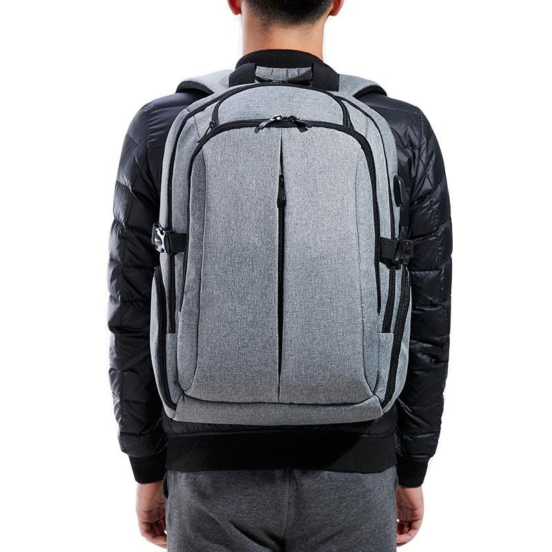 KALIDI bärbar väska 17 tum för Mackbook Air Pro 15 17 Business - Laptop-tillbehör - Foto 6