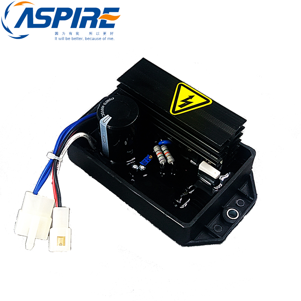 GTDK GFC9-1A3D AVR Automatic Voltage Regulator Single Phase Generator Parts free shipping gtdk gfc9 3a7g avr automatic voltage regulator three phase gasoline generator parts