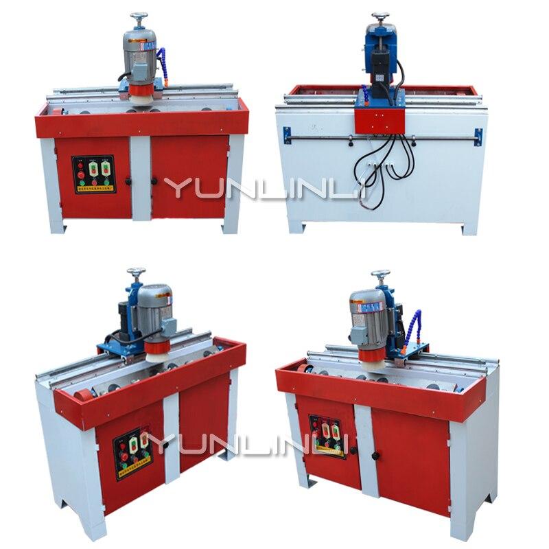 Molinillo automático de borde de alta precisión 1500 w línea recta de hoja de fresado y molienda herramientas afiladoras MF2085