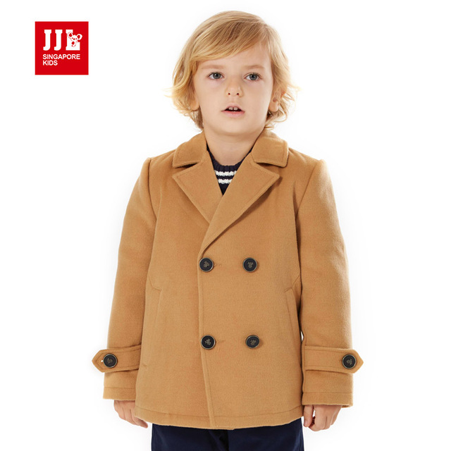 boys winter coat kids wool coat baby boy jacket kids parka winter boys clothing children coat brand china kids coat