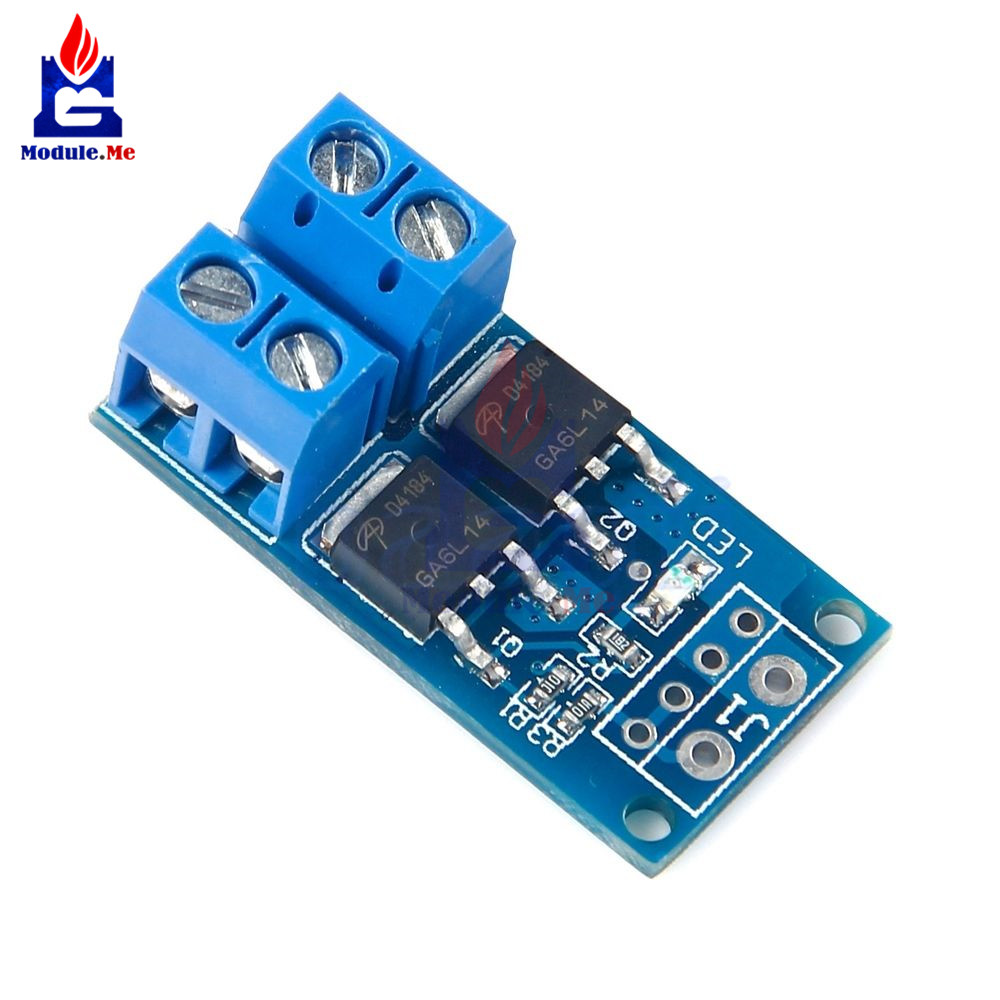 5Pcs IRF520 MOS FET driver module for arduino raspberry pi   YH