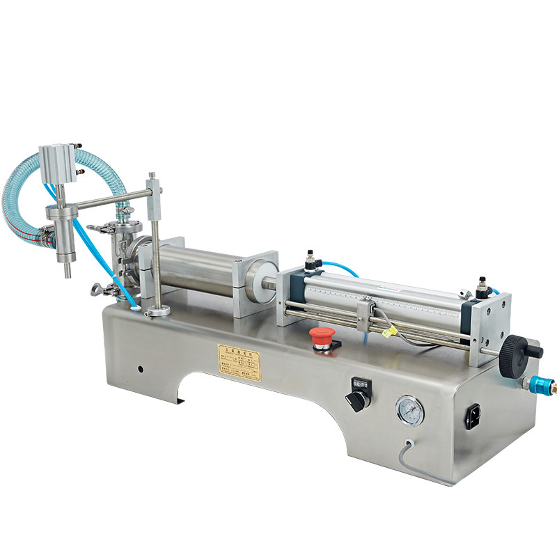 G1WY Horizontal Pneumatic Filling Machine Fully Automatic Quantitative Filling MachineG1WY Horizontal Pneumatic Filling Machine Fully Automatic Quantitative Filling Machine