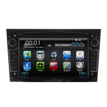 Free Shipping 7″ HD Full Touch Screen Car Auto radio DVD GPS system for Opel Corsa Astra Zafira Vectra Meriva in Black Color