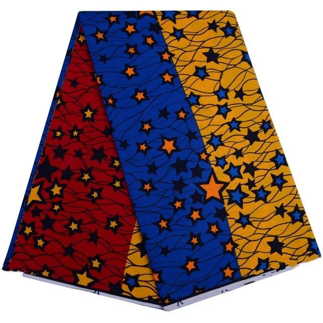 African Fabric Real Wax Print Hollandais Wax Cheap Fabrics Ankara African  Wax Print Fabric Holland Wax Prints Fabric Java 886-in Fabric from Home &