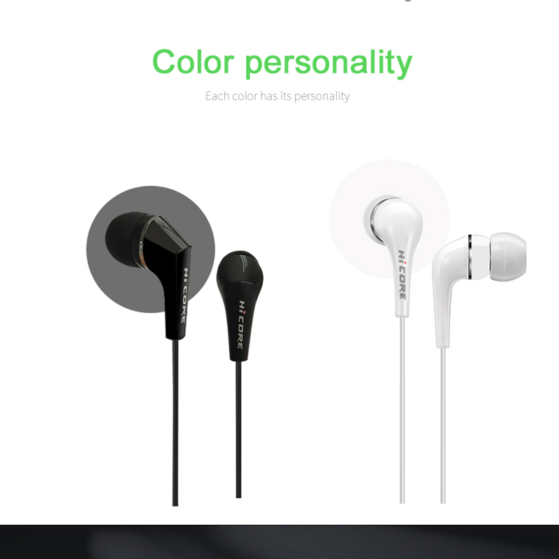 10 Pcs/Lot 3.5mm Wired Earphone With Mic In-ear Earbuds Earphones With Microphone Universal For Samsung For iPhone 6s Smartphone