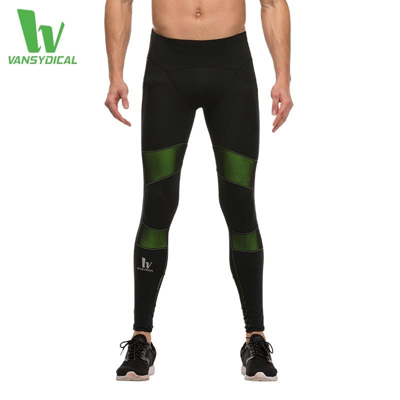 Hombres Compresión Entrenamiento Correr Pantalones Flacos Leggings Pantalones La