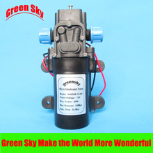 5L/Min. DC12V 60W High Pressure small diaphragm pumps