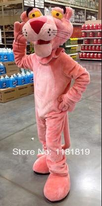 mascotte Pink Panther Mascot kostuum custom fancy kostuum anime - Carnavalskostuums