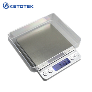 500g 0.01g Mini Precision Scales Digital Kitchen Scale Jewelry Weighing Balance