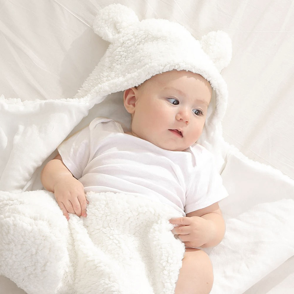 Newborn Unisex Sleeping Bag Infant Baby Boy Girl Swaddle