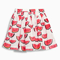 summer fruits mini baby clothing dance skirt children's christmas costumes red tutu shirts toddler clothes
