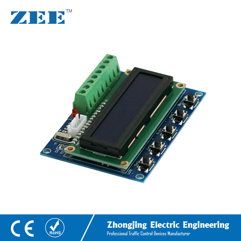 High Quality 3 Channels Mini Traffic Light Controller Sequencer Circuit Part