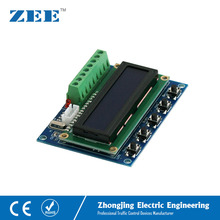 High Quality 5 Channels Mini Traffic Light Controller Sequencer circuit part