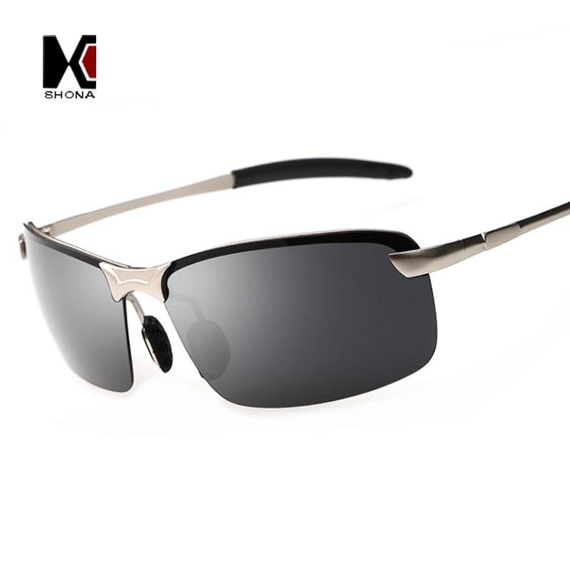 93cfd47b220418 Classic Men Polarized Sunglasses Brand Designer Rimless Sports Coating  Mirror Driving Sun Glasses Fishing Eyewear
