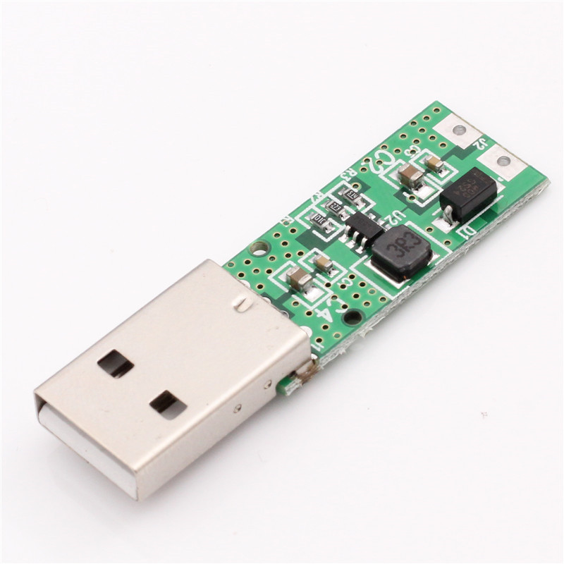 DC-DC 5V to 12V USB Step Up Power Supply Module Boost Converter Module 5-8W Power for Power Bank DIY