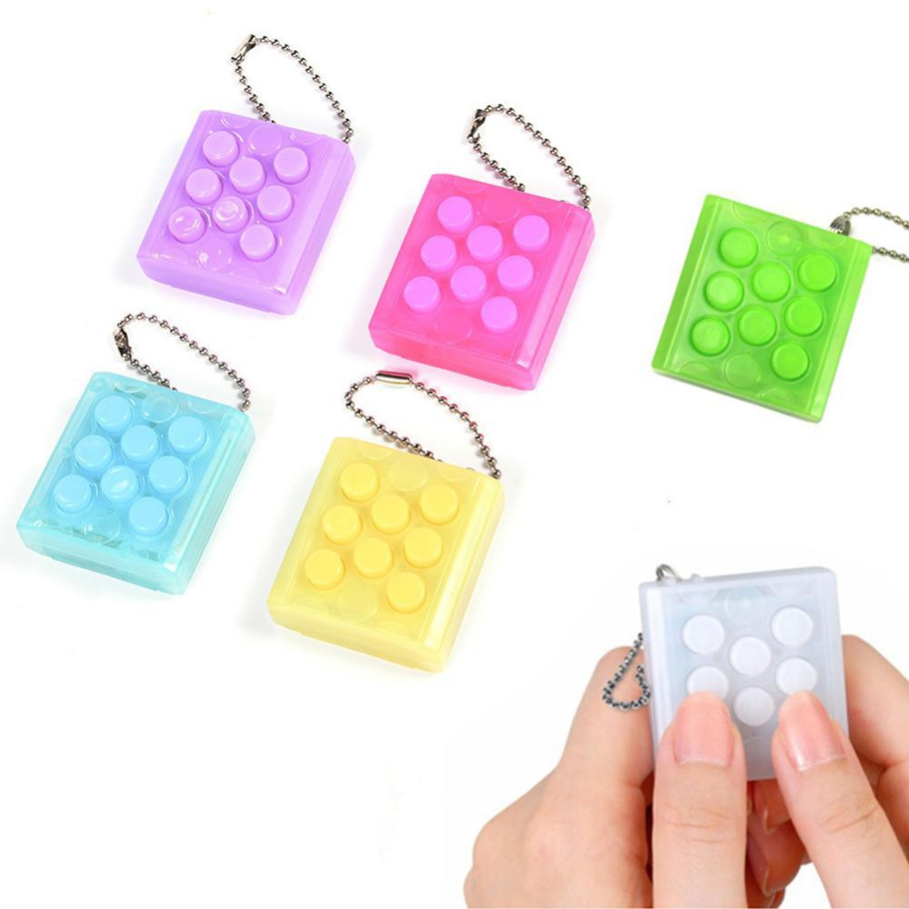 Puchi Stress Reliever Squeeze font b Toys b font PuchiPuchi Bubble Packing Crazy Gadget Endless Pop