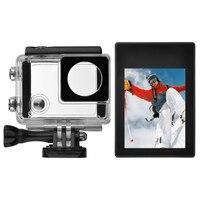 SCHIETEN 2.0 inch Lcd-scherm voor Gopro Hero 4 3 + Action Camera met Go Pro Wateproof Case Screen voor GoPro Hero 4 Accessoire