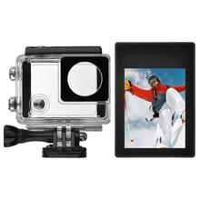 Стрелять 2.0 дюймов-осязаемый ЖК-дисплей Экран дисплея для GoPro Hero 4 3 + действие Камера Экран для Go Pro Герой 4 Камера Аксессуары