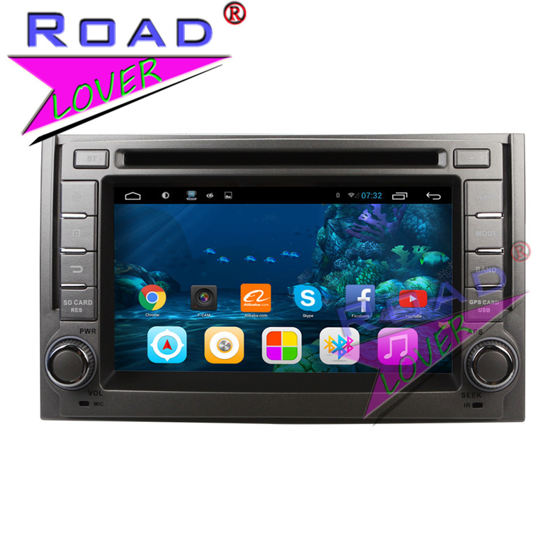 TOPNAVI 2G+32GB Android 6.0 Quad Core Car PC System Media Center For Hyundai H1 2011-2012 GPS Tracker Auto Navigator Radio MP3