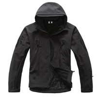 High Quality Lurker Shark Skin Soft Shell TAD V 5 0 Military Tactical Jacket Waterproof Windproof
