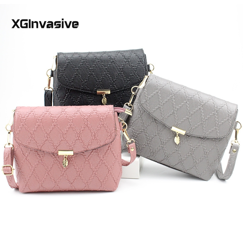 Small Handbags Women Leather Shoulder Mini Bag Crossbody Bag Luxury Female Designer Messenger Bag 2019 Fashion High Quality