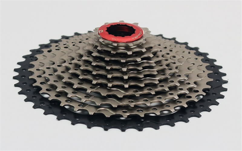 BOLANY Bike Cassette Freewheel MTB Mountain Road Bike Freewheel 10Speed 11 40 42T Cassette Flywheel Wide Ratio in Bicycle Freewheel from Sports Entertainment