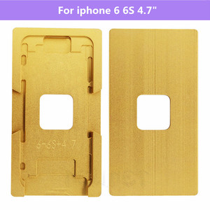 Image 5 - Front Glass /w Frame LCD Position mold For iPhone 6 6S 6P 6SP 8 8P X XS XR XS MAX  alignment mold location mould For iphone X XS
