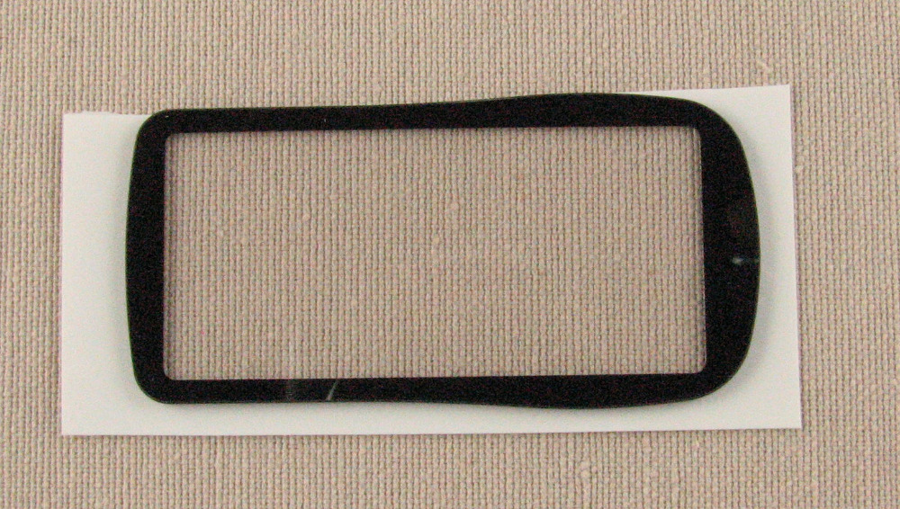 New and original  forNikon D3D3XD3s Top LCD WindowCover Genuine Part  1F998-577