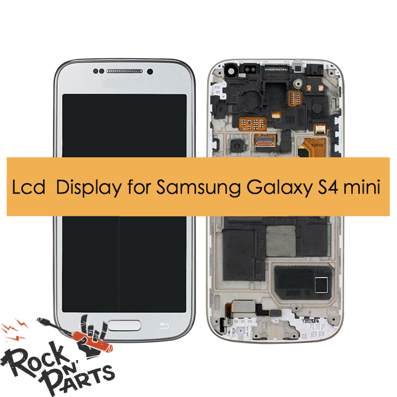 Original Lcd Display With Touchscreen Digitizer Assembly And Frame For Samsung Galaxy S4 Mini Gt-i9190 Gt-i9192 Gt-i9195Original Lcd Display With Touchscreen Digitizer Assembly And Frame For Samsung Galaxy S4 Mini Gt-i9190 Gt-i9192 Gt-i9195