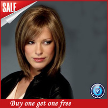 2016 Special Offer 2017 Special Offer Full Lace Human Hair Wigs Brazilian Glueless Front Short Wig With Baby For Ombre Women
