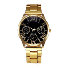 2017 Hot Sale New Fashion  Luxury Women Crystal Stainless Steel Analog Quartz Wrist Watch Bracelet