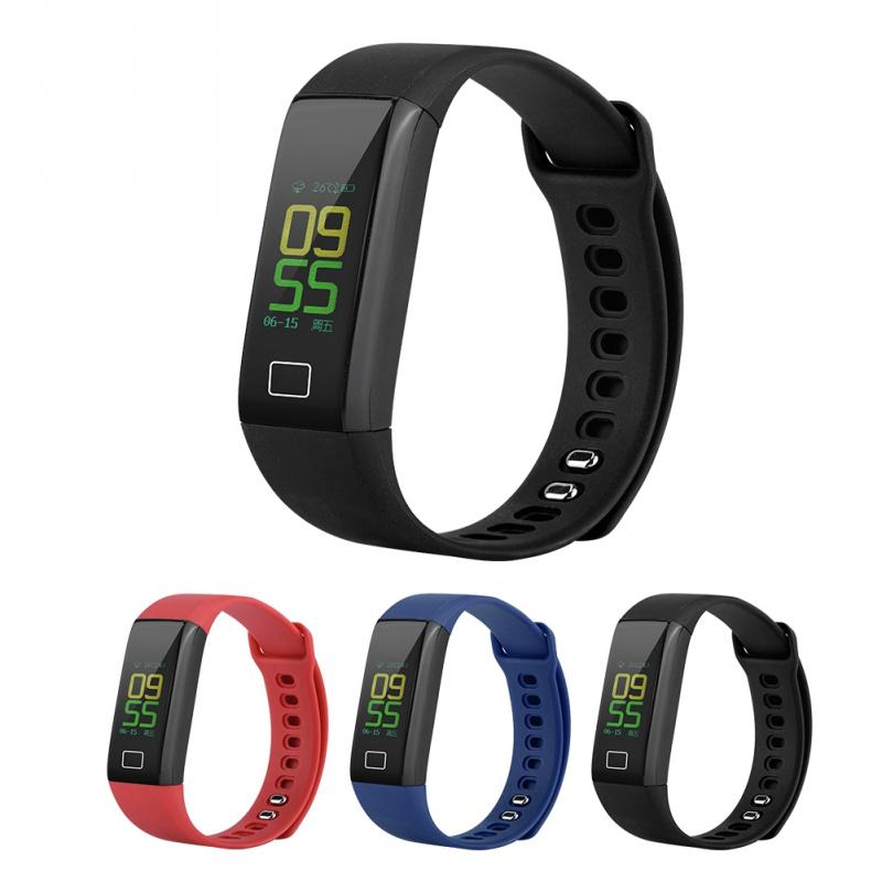 Sport Smart Band IP67 Full Color Display Smart Bracelet For Android IOS Wristband Watch Smart Bracelet
