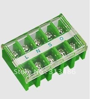 Соединительный клеммный блок 24A/660 V 5 P, медь