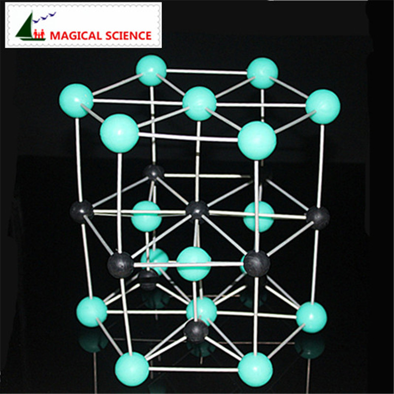 3-fold structure Hexagonal ZnS crystal structure model Wurtzite molecule model Bulk delivery english structure