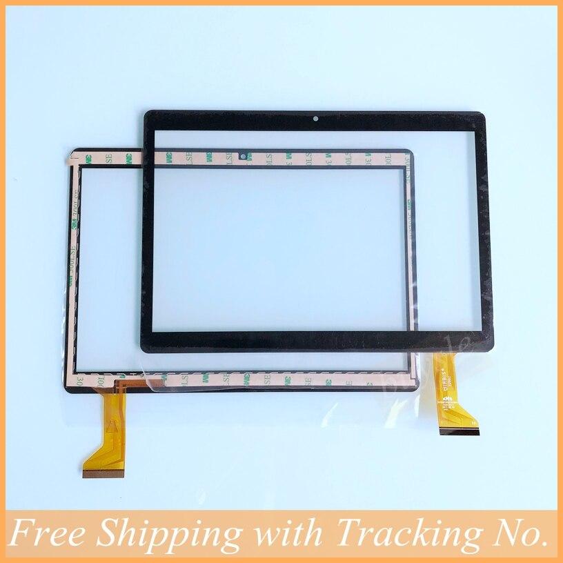 Nueva tableta de pantalla táctil de 9,6 Irbis TZ968 TZ961 TZ962 TZ963 TZ960 TZ965 TZ969 panel táctil digitalizador vidrio de Sensor de la lente