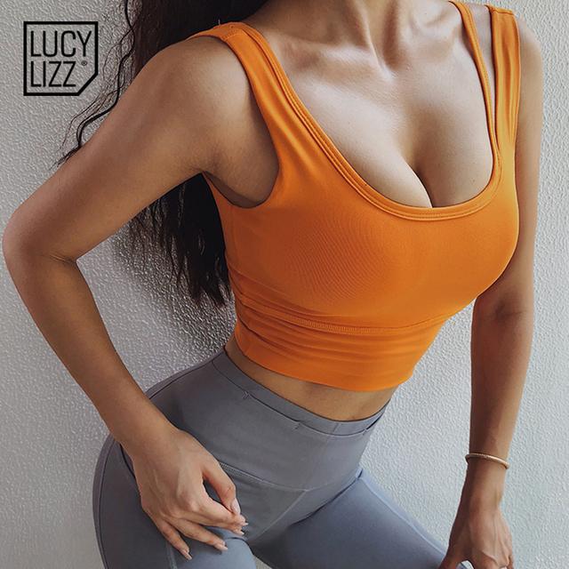 Sports Wear for Women Gym Fitness Top Push Up Sports Bra Quick Drying Workout Bra Crop Top Sport Running Bra Underwear