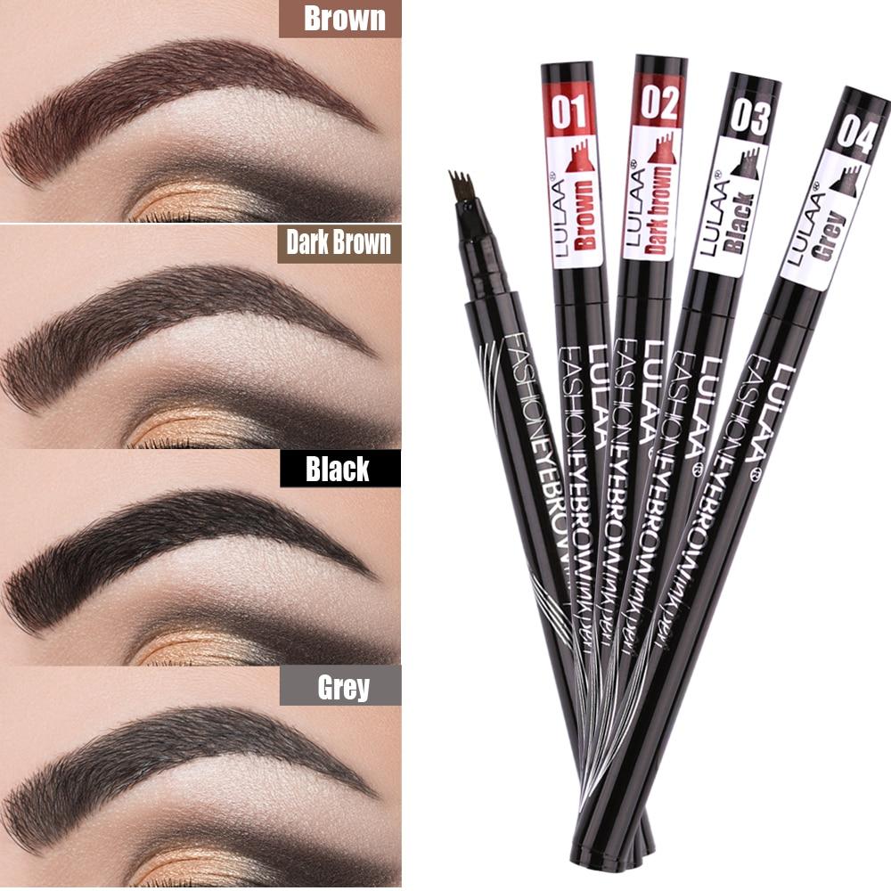 4 Heads Eyebrow Pencils