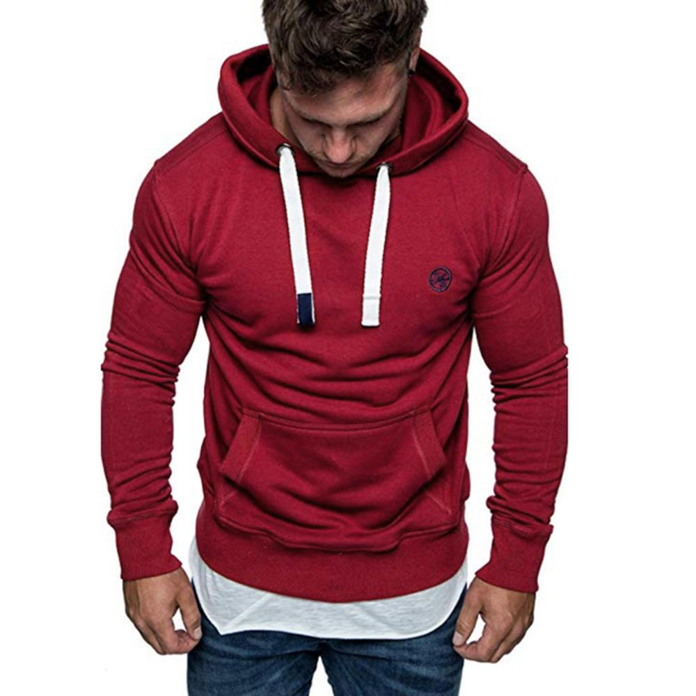 Hoodie for Men CBS-Evening-News Heavy Blend Pullover Hoodie Sweatshirt Hooded Sweatshirt Sportwear