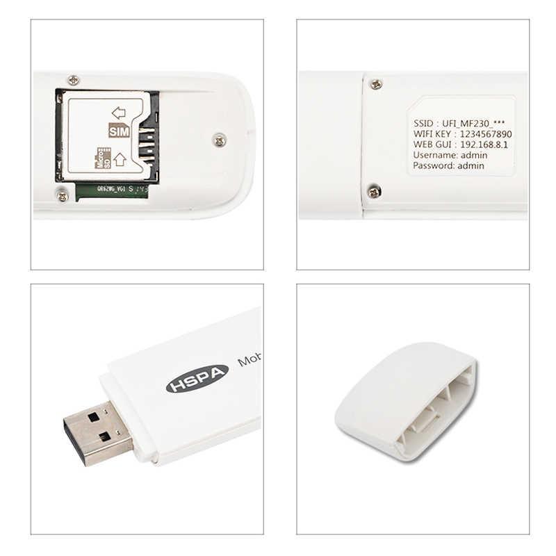 TIANJIE 3G wifi modem USB dongle router car pocket mifi Dongle Mini Wireless USB Hotspot with SIM Card Slot Similar with E355