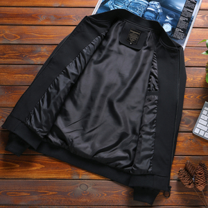 Image 3 - COMLION Mens ฤดูใบไม้ผลิแจ็คเก็ตและเสื้อโค้ทสีทึบเสื้อลำลองผู้ชายขายร้อนแจ็คเก็ต Jaqueta Masculina เอเชียขนาด SLIM FIT c34